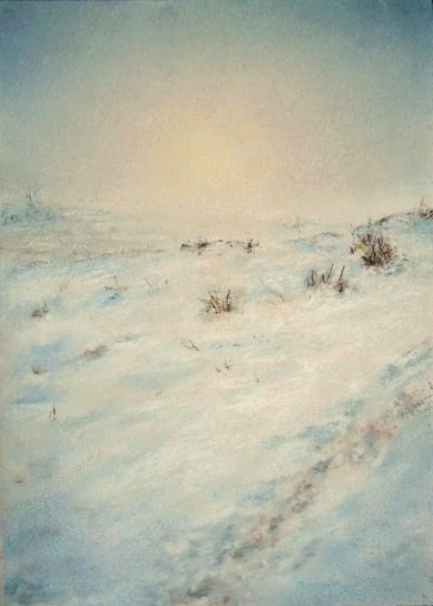 Winter at the Moors