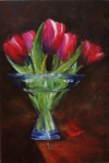 Tulip and Glass Study