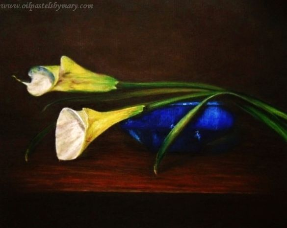 Still Life, Flowers and Fruit (6/6)