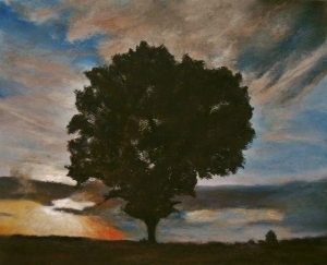 Oak Tree, Day 11