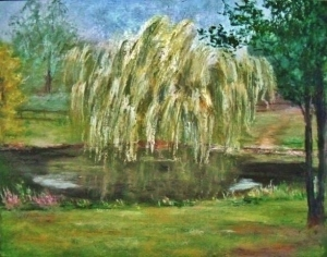 Weeping Willow, Day 9