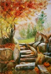 Autumn Steps, #13