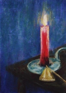 Red Candle, #1