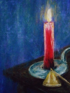Red Candle, #2