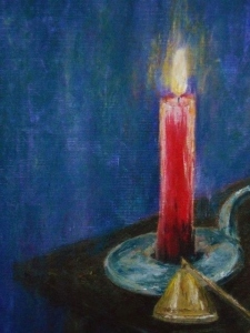 Red Candle, #3