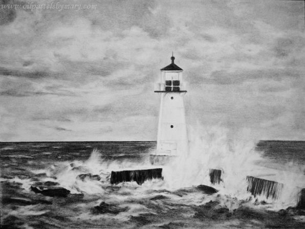 Sodus Point Lighthouse, final