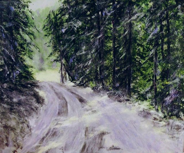 A Country Road Study