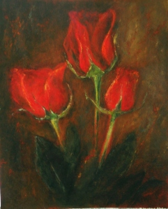 Red Rose series # 2