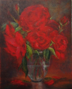 Red Roses series #3